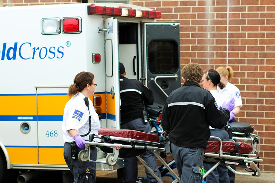 Emergency Medical Services Riverland