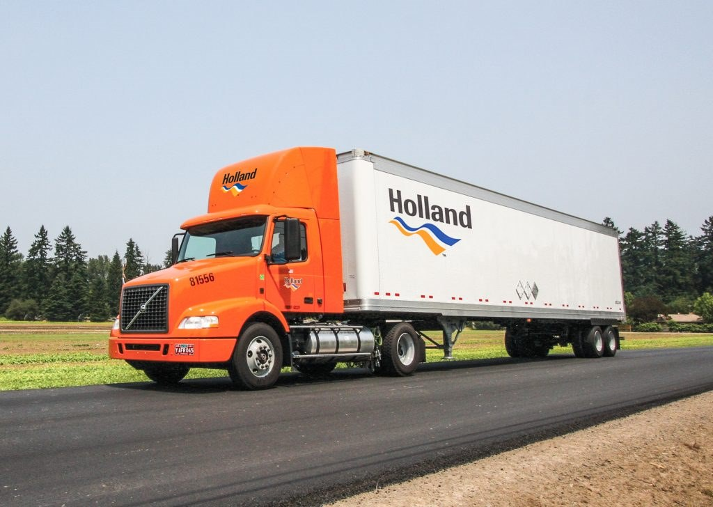 Holland Trucking image