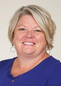 Amanda Mathews, Director of Advising Services