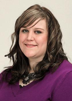 Amber Caswell, Academic Advisor